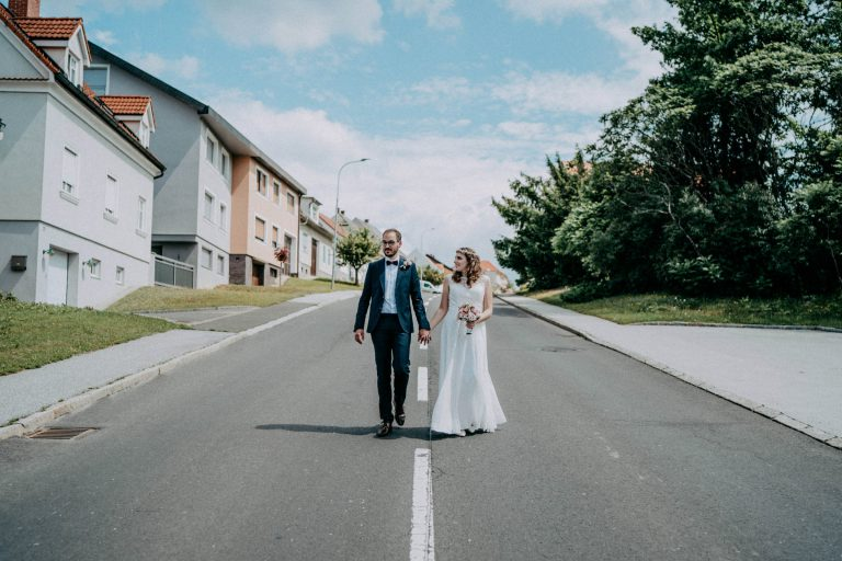 Couple Shoot einer Hochzeitsreporte im Kastell Stegersbach im Burgenland